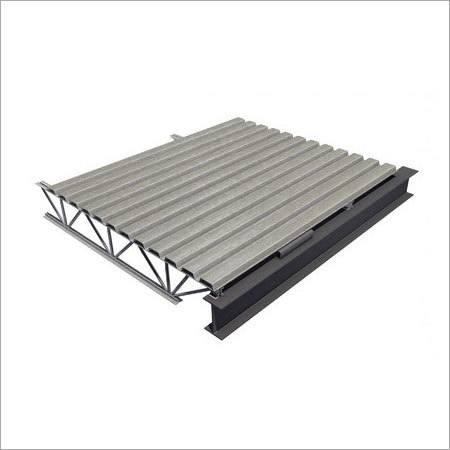 Industrial Deck Sheet