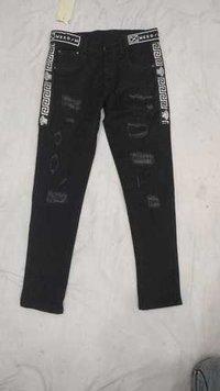 Mens Casual Designer Jeans