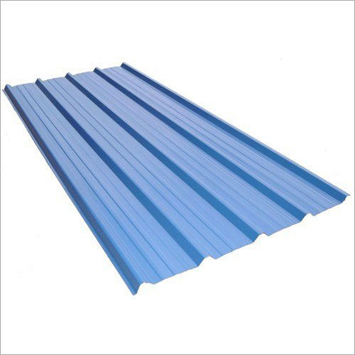 Bhushan Hi-Rib Color Coated Roofing Sheet