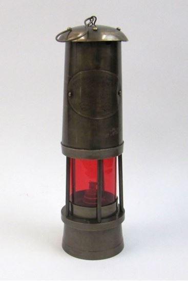 Miner Lamp Antique finish Assorted