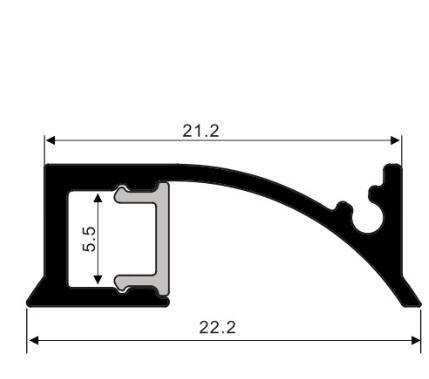 SJ-ALP2221 New Arrival LED Strip Profile