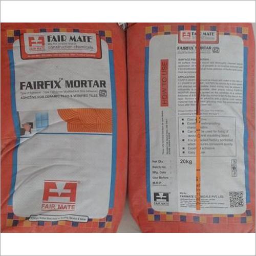 Fairfix Mortar Tiles Adhesive