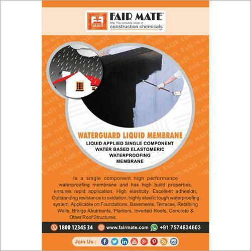 Waterguard Liquid Membrane