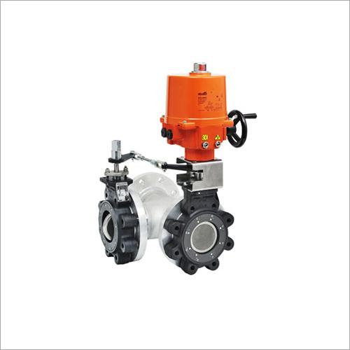 Butterfly Valve Actuator