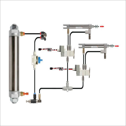 Industrial Pneumatics Actuator