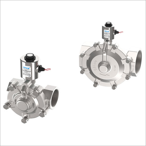 Pilot Operated Diaphragm Valve