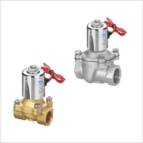 Semi Lift Diaphragm Operated Solenoid Valve