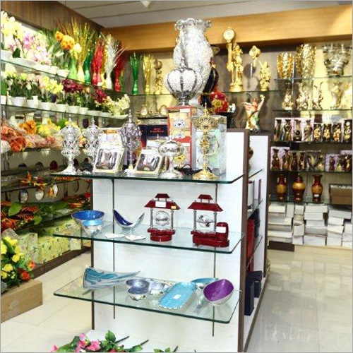 Crockery Gondola Floor Display