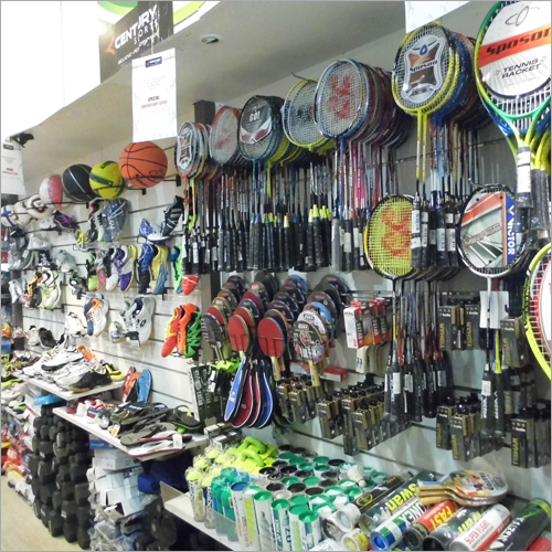 Sport Wall Display Racks
