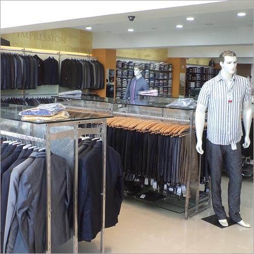 Shop Fitting Display Racks