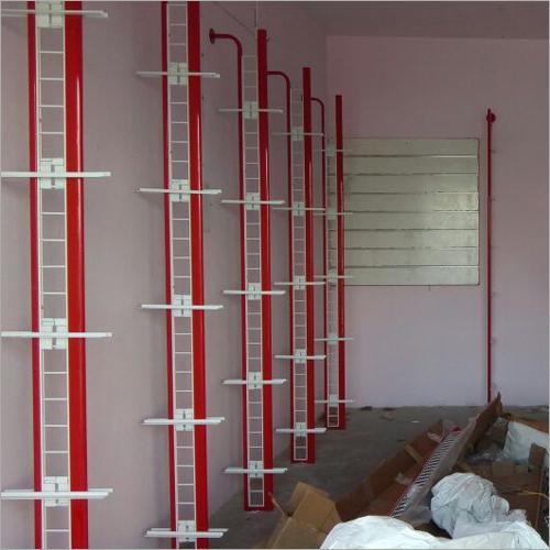 Pillar Display Racks