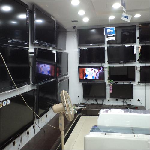 LED Display Racks