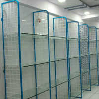 Garment Partition Racks