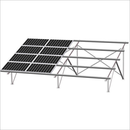 Solar Power Panel Structure