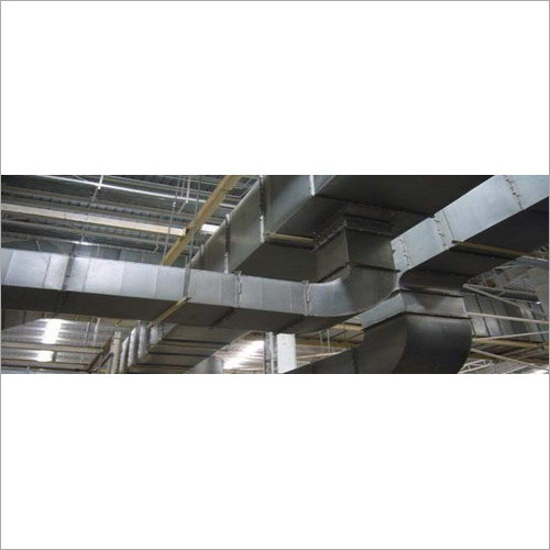 Industrial  Galvanized Steel Trunk Duct