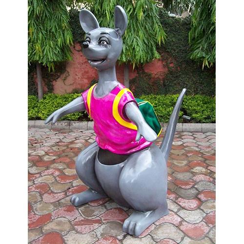 Kangaroo Dustbin