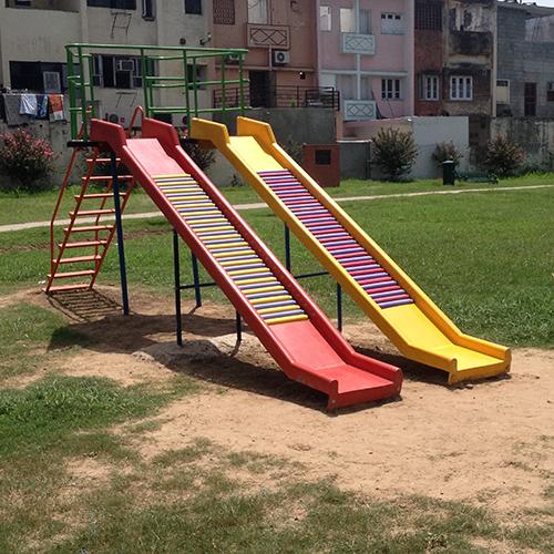 Double Roller Slide