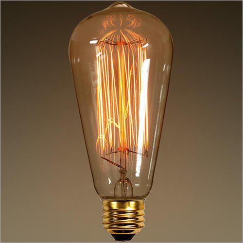 4W Vintage Filament LED Bulb