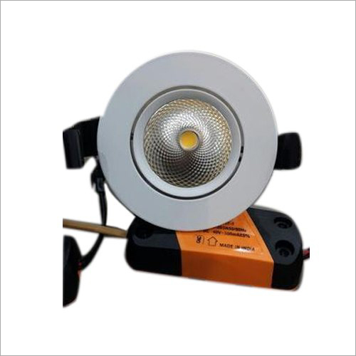 LED Round Deep Panel Light