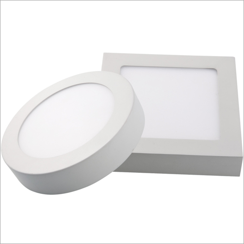 6W LED Surface Panel Light