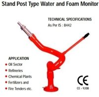 Stand Post Type  Water And Foam Monitor