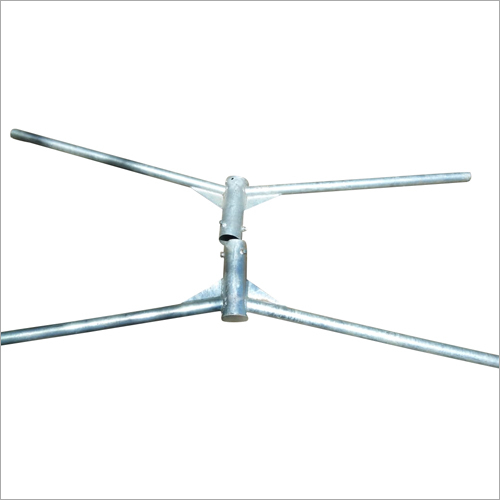 1m Double Arm Pole Bracket