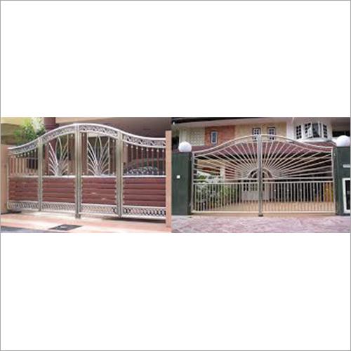Steel Gates