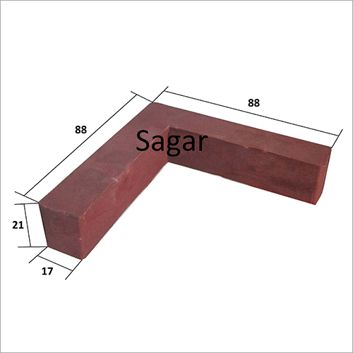 3 X 3 Aluminium Door L Type Bracket
