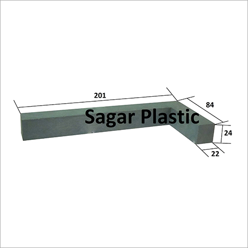 8 X 3ll Jambo PVC Door L Type Bracket