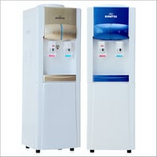 2 Taps Push Water Dispenser