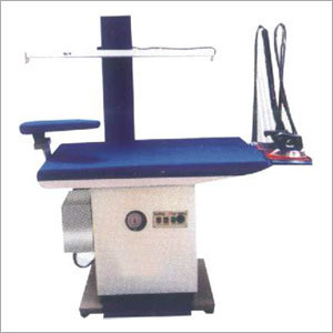 Vacuum Pressing Table With Built In Boiler