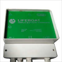 Lifeboat Battery Charger