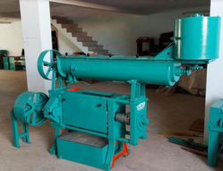 Ground Nut Oil Mill Plant