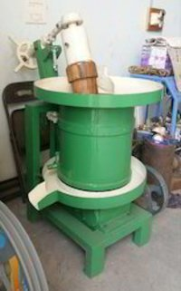 Wooden Rotary Oil Press