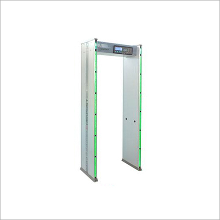 6 Zone Door Frame Metal Detector