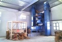 Complete Groundnut Decorticator Unit
