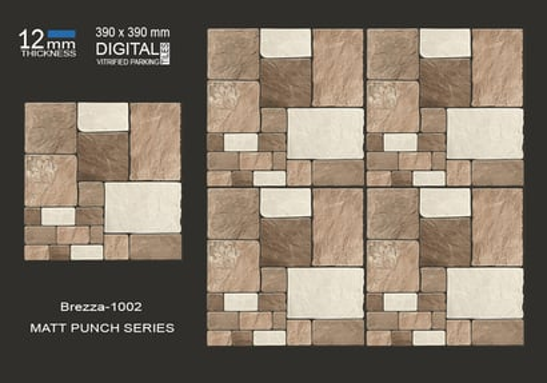 Matt Vitrified Tiles