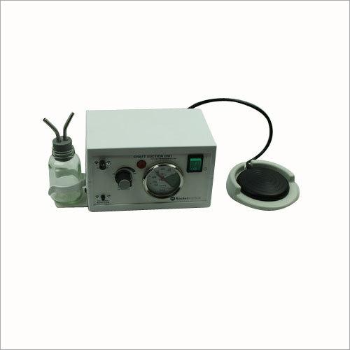 Craft Suction Pump Application: Human Surgery