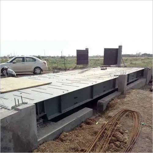 Axle Weighbridge