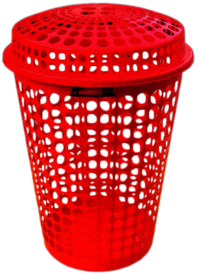 Plastic Laundry Bucket
