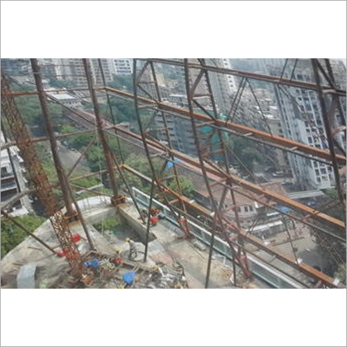 Glass Facade Fabrication Service