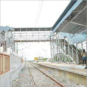 Railway Bridge And Tower Structures Fabrication Service