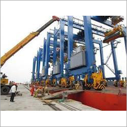 RTGS Work On Berth