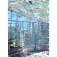 Glass Panel Work
