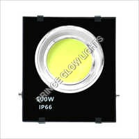 100W LED Round Flood Light