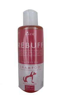 REBUFF SHAMPOO 200ML-GENERAL