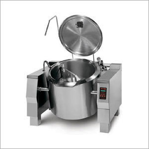 Tilting Steam Kettle(Gas-Electric)