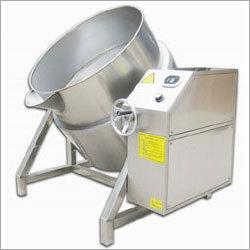 Tilting Bulk Cooker (Gas-Electric)