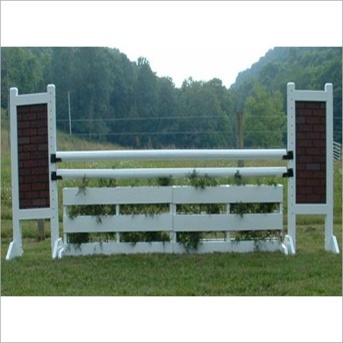 Horse Fiber Jumping Pole
