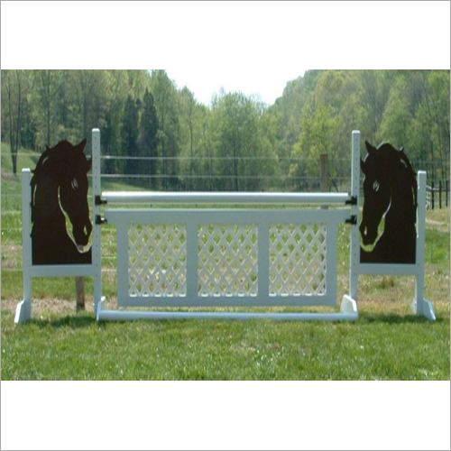 Horse Jumping Gate Pole